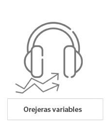 Protectores auditivos variables