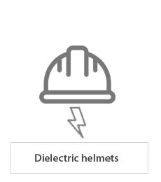 dielectric helmets