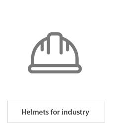 helmets for industry