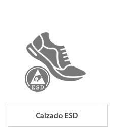 calzado ESD