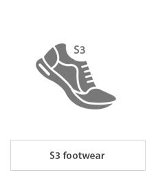 safety footwear S3