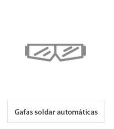 gafas de soldar automáticas