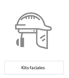 Kits de soldar con casco
