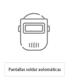 pantallas de soldar automáticas