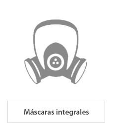 máscaras integrales