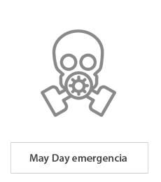 máscara may day